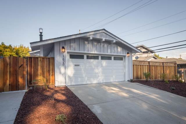1620 Crestwood Dr, San Bruno, CA 94066 (#ML81788240) :: The Gilmartin Group