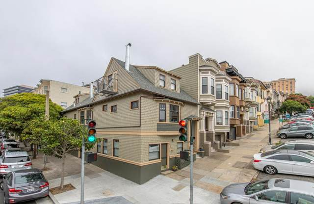 1300 4th Ave, San Francisco, CA 94122 (#ML81788250) :: RE/MAX Real Estate Services
