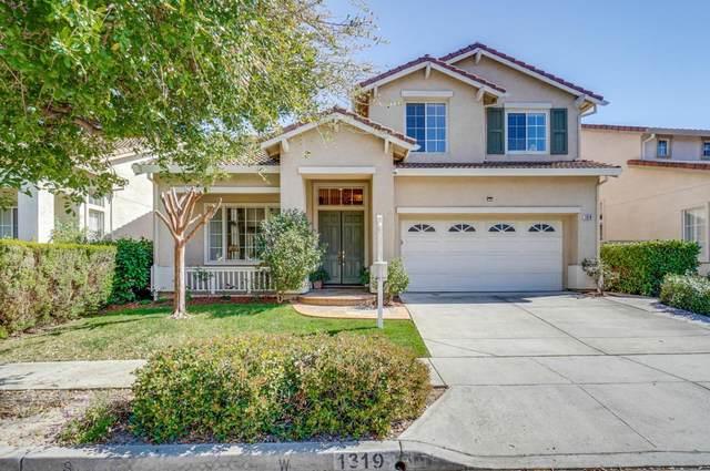 1319 Mayberry Ln, San Jose, CA 95131 (#ML81788272) :: The Goss Real Estate Group, Keller Williams Bay Area Estates