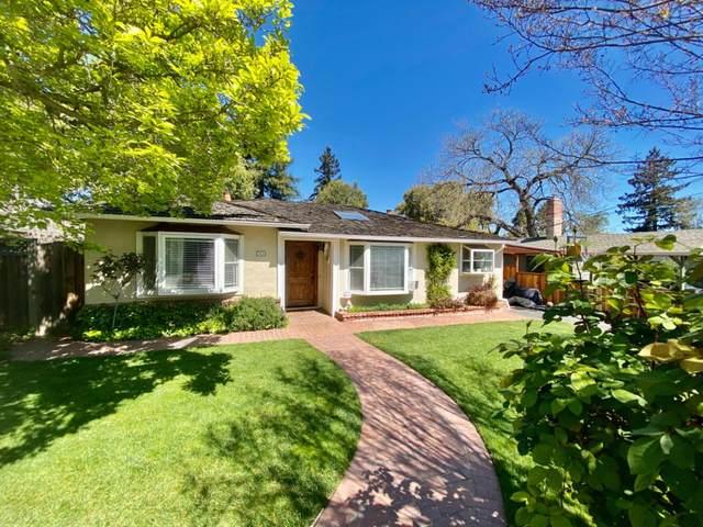 465 Benvenue Ave, Los Altos, CA 94024 (#ML81788287) :: Intero Real Estate