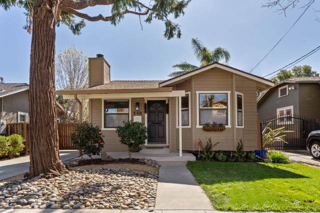 548 Snyder Ave, San Jose, CA 95125 (#ML81788297) :: Real Estate Experts