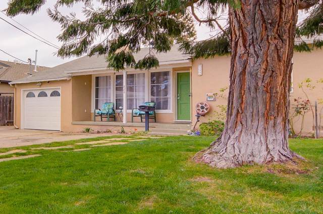 828 11th Ave, Redwood City, CA 94063 (#ML81788335) :: The Gilmartin Group