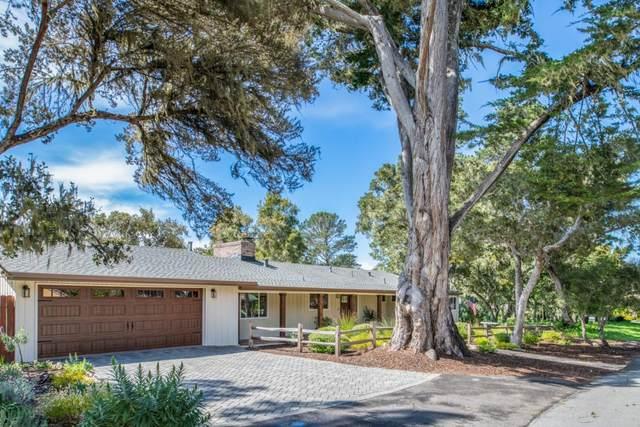 2852 Elk Run Rd, Pebble Beach, CA 93953 (#ML81788342) :: RE/MAX Real Estate Services