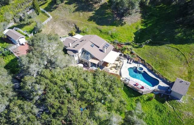 280 Hidden Valley Rdg, Soquel, CA 95073 (#ML81788354) :: Strock Real Estate