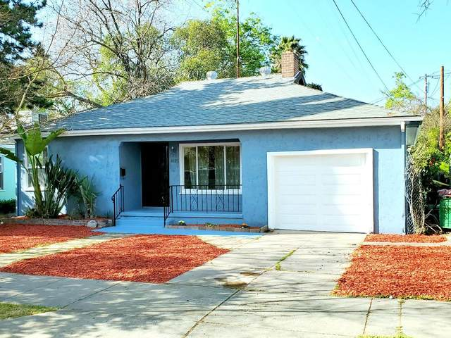 1029 W Oak St, Stockton, CA 95203 (#ML81788374) :: The Realty Society