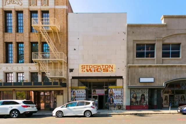 415 E Main St, Stockton, CA 95202 (#ML81788425) :: The Realty Society