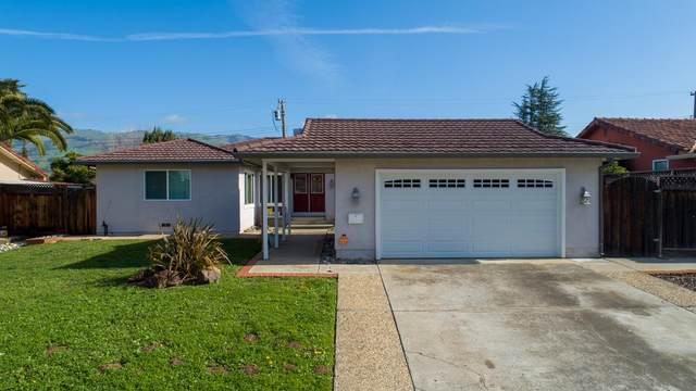 4090 Yerba Buena Ave, San Jose, CA 95121 (#ML81788430) :: Real Estate Experts