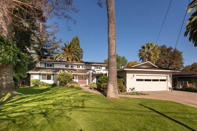 648 Distel Dr, Los Altos, CA 94022 (#ML81788443) :: Intero Real Estate
