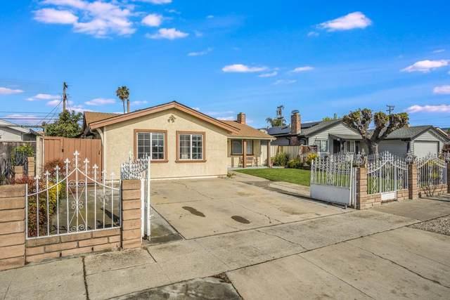 1917 Mandarin Way, San Jose, CA 95122 (#ML81788450) :: Real Estate Experts