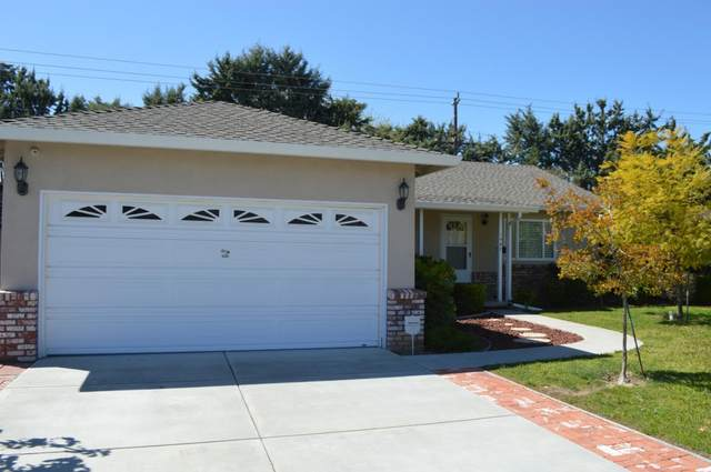 1467 Norman Ave, San Jose, CA 95125 (#ML81788458) :: Real Estate Experts