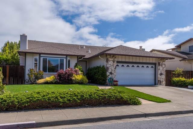 1001 Flying Fish St, Foster City, CA 94404 (#ML81788465) :: The Gilmartin Group