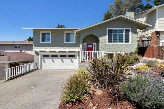 1205 Park Pacifica Ave, Pacifica, CA 94044 (#ML81788505) :: The Kulda Real Estate Group