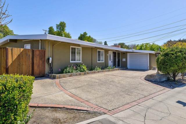 479 Thompson Ave, Mountain View, CA 94043 (#ML81788506) :: Intero Real Estate