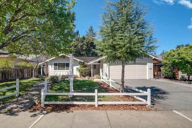 922 Ilima Way, Palo Alto, CA 94306 (#ML81788520) :: Intero Real Estate