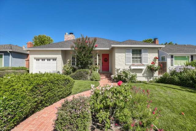 617 Harrow Ave, San Mateo, CA 94402 (#ML81788521) :: The Kulda Real Estate Group