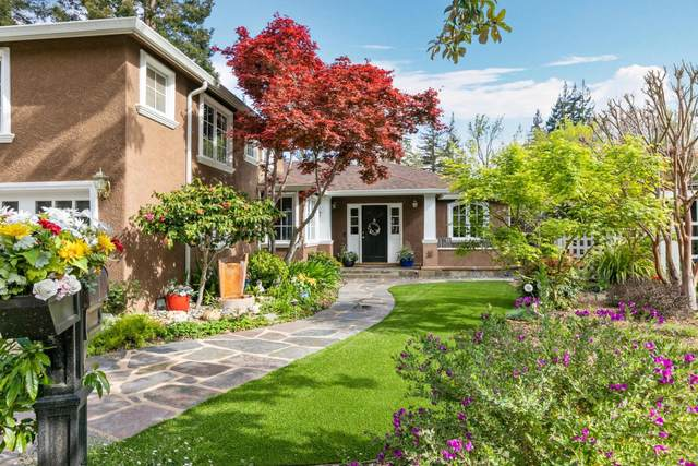 21 Somerset Pl, Palo Alto, CA 94301 (#ML81788523) :: Intero Real Estate