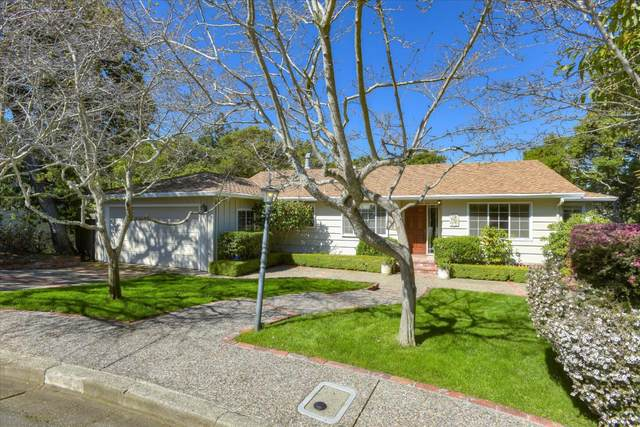 35 Tulip Ct, Burlingame, CA 94010 (#ML81788524) :: The Kulda Real Estate Group