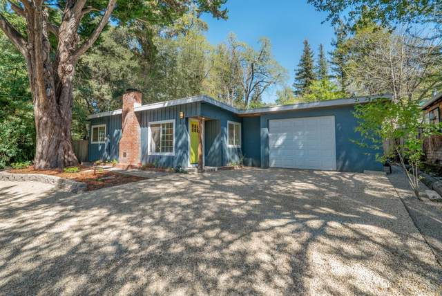 8320 Fremont Ave, Ben Lomond, CA 95005 (#ML81788526) :: The Sean Cooper Real Estate Group