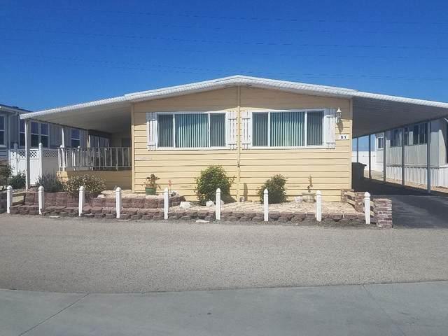 150 Kern St 51, Salinas, CA 93905 (#ML81788533) :: The Goss Real Estate Group, Keller Williams Bay Area Estates