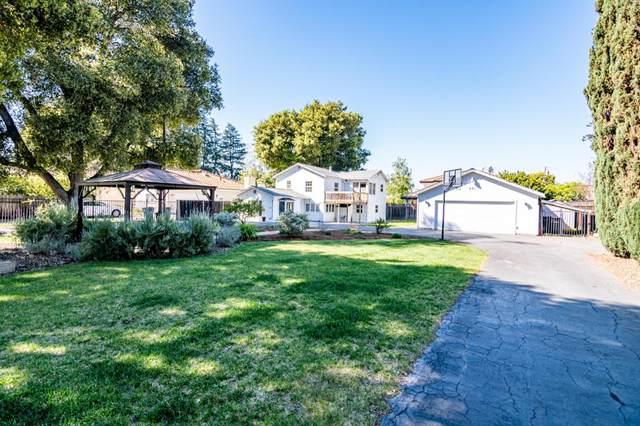 871 Manor Way, Los Altos, CA 94024 (#ML81788541) :: Real Estate Experts
