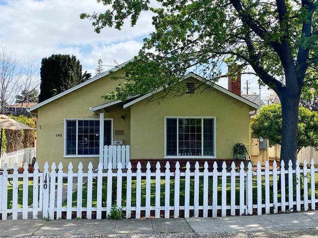 140 S Milton Ave, Campbell, CA 95008 (#ML81788589) :: Real Estate Experts
