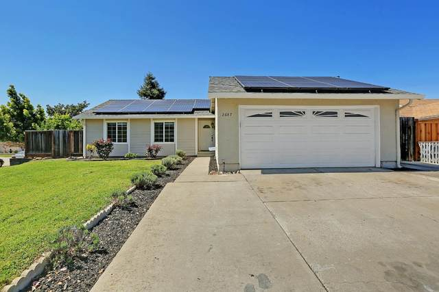 2687 Carlo Scimeca Dr, San Jose, CA 95132 (#ML81788596) :: The Kulda Real Estate Group