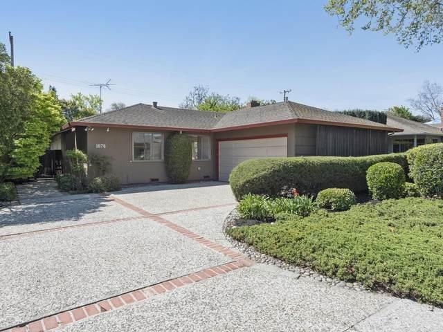 1676 Channing Ave, Palo Alto, CA 94303 (#ML81788613) :: Intero Real Estate