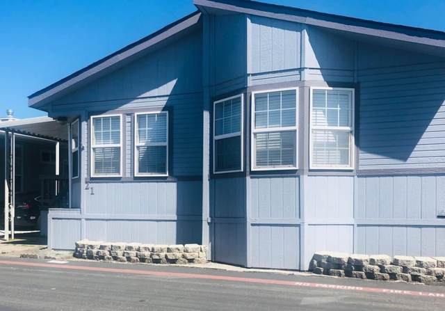 1085 Tasman Dr 21, Sunnyvale, CA 94089 (#ML81788632) :: The Kulda Real Estate Group