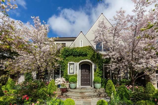 323 Santa Rita Ave, Palo Alto, CA 94301 (#ML81788657) :: Intero Real Estate