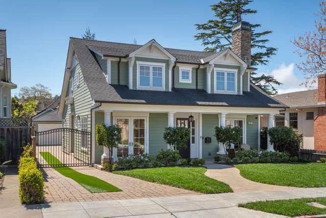 1317 Cabrillo Ave, Burlingame, CA 94010 (#ML81788685) :: The Gilmartin Group