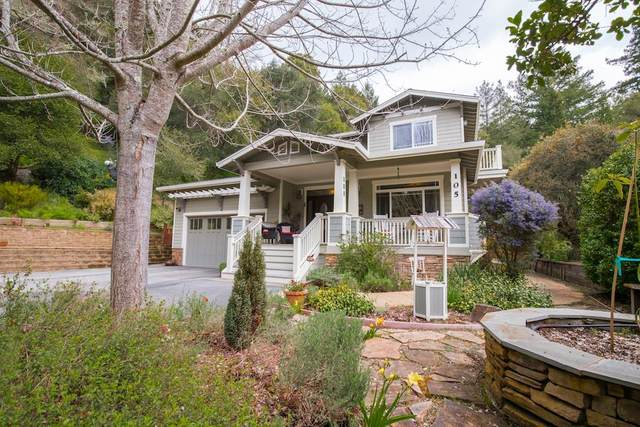 105 East Rd, Boulder Creek, CA 95006 (#ML81788725) :: Live Play Silicon Valley