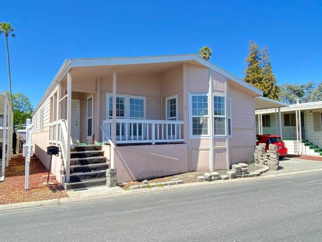 195 Blossom Hill Rd 219, San Jose, CA 95123 (#ML81788802) :: Live Play Silicon Valley