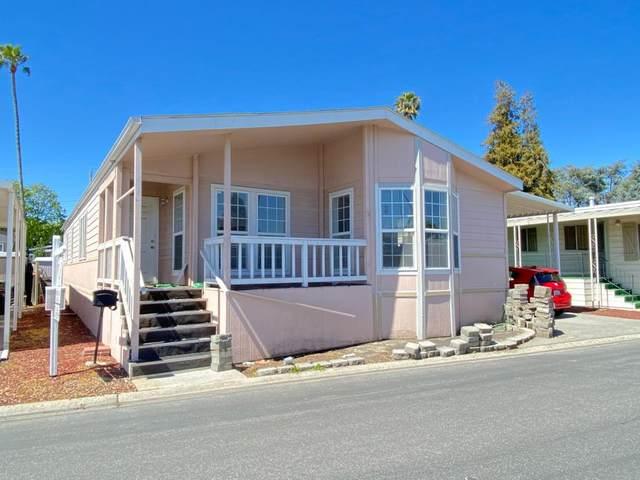 195 Blossom Hill Rd 219, San Jose, CA 95123 (#ML81788802) :: The Goss Real Estate Group, Keller Williams Bay Area Estates