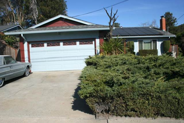 896 Tara Hills Dr, Pinole, CA 94564 (#ML81788806) :: The Gilmartin Group