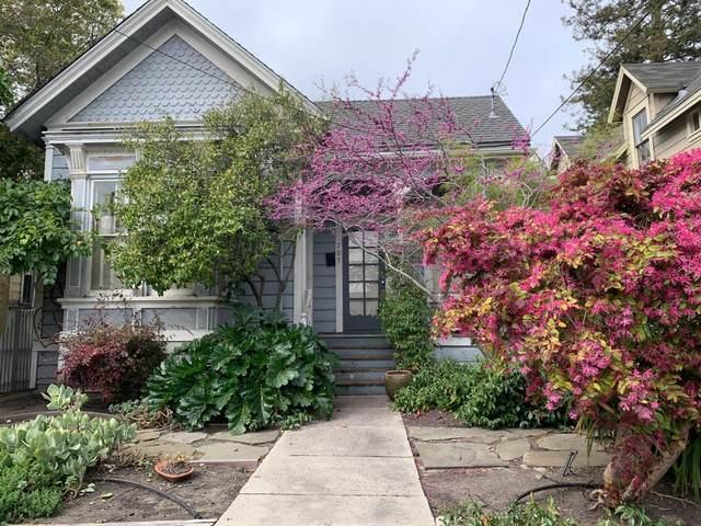 707 California St, Santa Cruz, CA 95060 (#ML81788851) :: Live Play Silicon Valley
