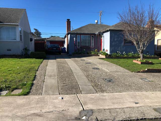 742 W Orange Ave, South San Francisco, CA 94080 (#ML81788860) :: Live Play Silicon Valley