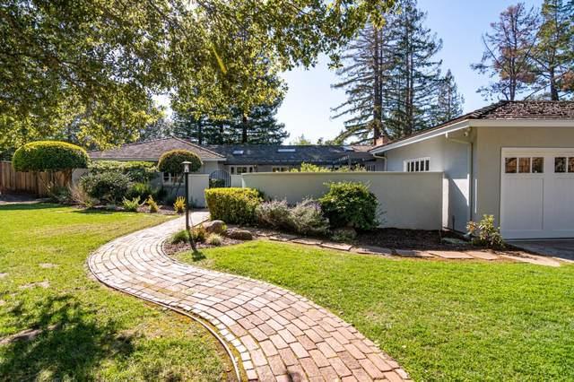 4192 Manuela Ave, Palo Alto, CA 94306 (#ML81788885) :: Intero Real Estate