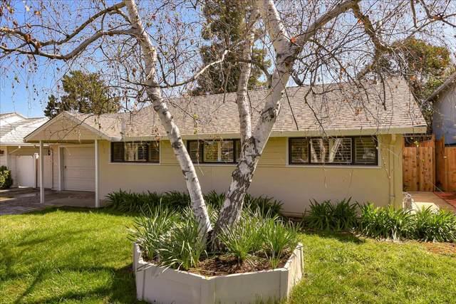 1341 Las Palmas Dr, Santa Clara, CA 95051 (#ML81788900) :: Intero Real Estate