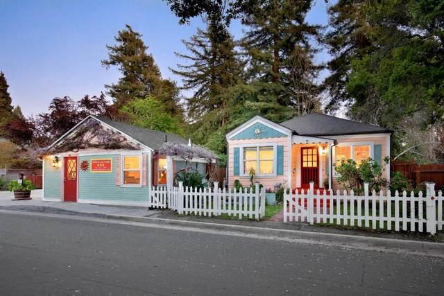 402 Bernal St, Aptos, CA 95003 (#ML81788906) :: The Goss Real Estate Group, Keller Williams Bay Area Estates