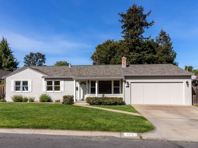 1345 Arleen Ave, Sunnyvale, CA 94087 (#ML81788958) :: Intero Real Estate