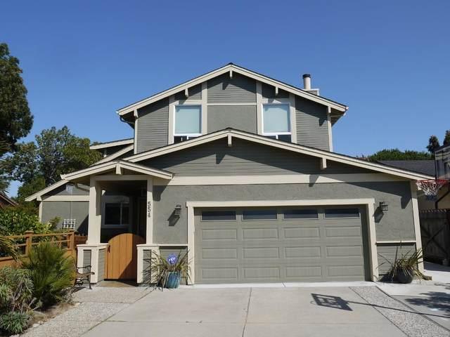 554 Anchor Cir, Redwood Shores, CA 94065 (#ML81788959) :: Intero Real Estate