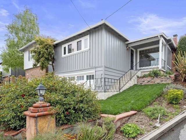 142 Oakview Dr, San Carlos, CA 94070 (#ML81788969) :: Real Estate Experts
