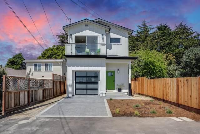 258 North Ave, Aptos, CA 95003 (#ML81788972) :: Strock Real Estate