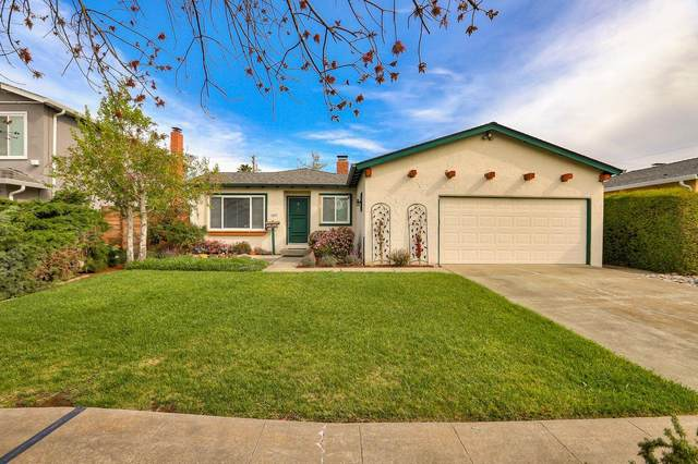 5811 Rohn Way, San Jose, CA 95123 (#ML81789034) :: The Goss Real Estate Group, Keller Williams Bay Area Estates