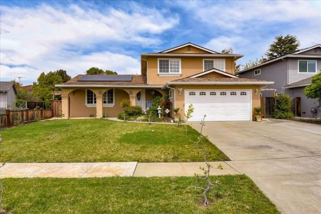 821 San Carlos Ct, Fremont, CA 94539 (#ML81789035) :: The Goss Real Estate Group, Keller Williams Bay Area Estates