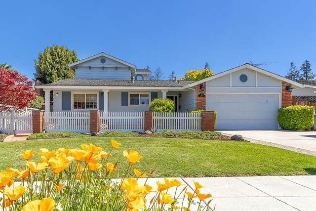 1182 Lenor Way, Campbell, CA 95128 (#ML81789037) :: The Goss Real Estate Group, Keller Williams Bay Area Estates