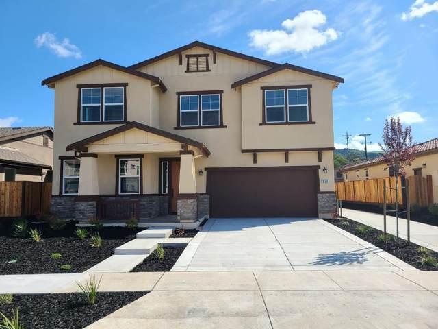 215 Copperleaf Ln Lot 6, San Juan Bautista, CA 95045 (#ML81789103) :: Alex Brant Properties