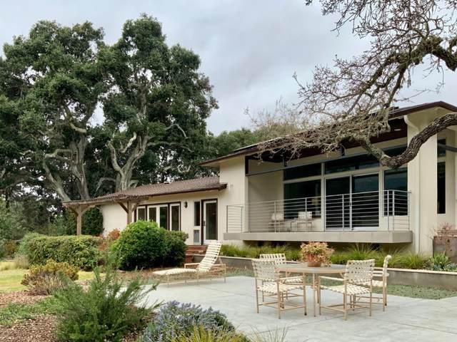 10 (& 12) Miramonte Rd, Carmel Valley, CA 93924 (#ML81789234) :: Real Estate Experts