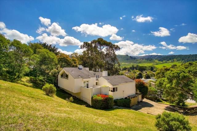 3435 Rio Rd, Carmel, CA 93921 (#ML81789328) :: The Kulda Real Estate Group