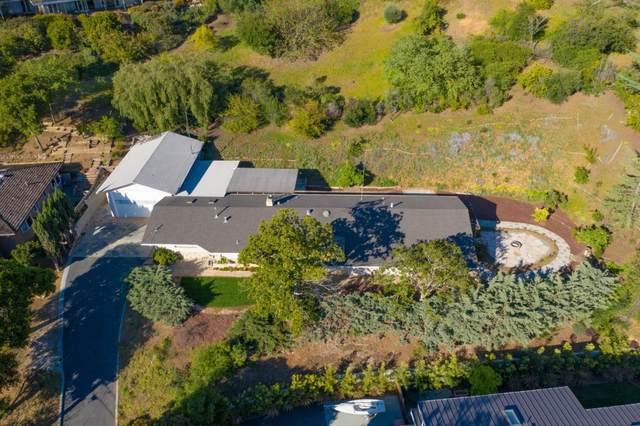 292 Quinnhill Rd, Los Altos, CA 94024 (#ML81789447) :: Strock Real Estate